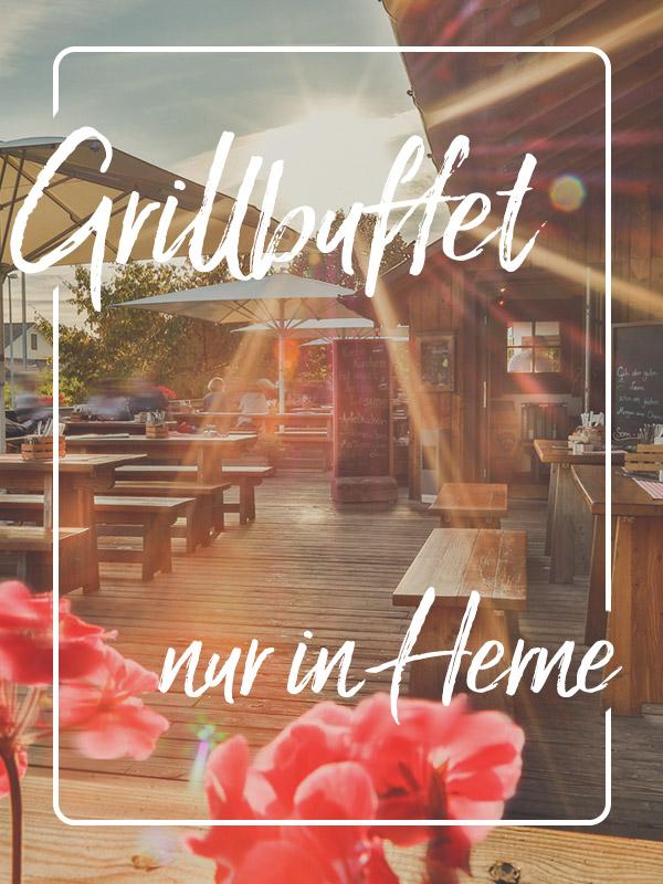 Grillbuffet - nur in Herne