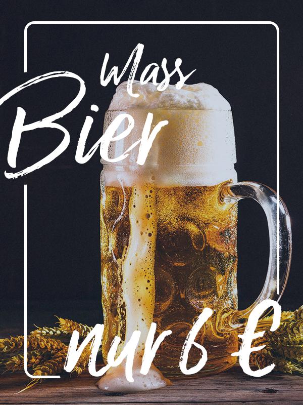 Mass Bier nur 6 Euro