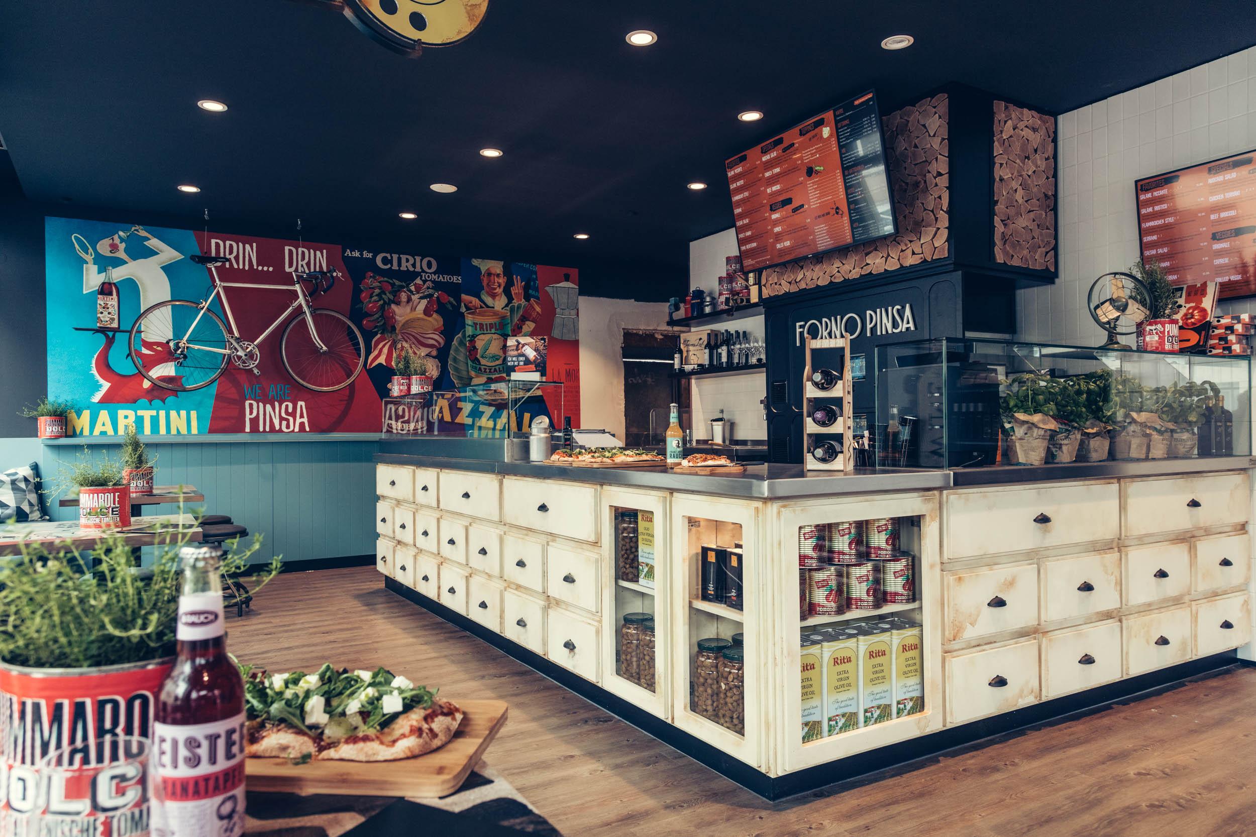 Bild vom Store